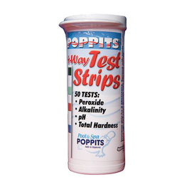 Poppits Test Strips - 4 Way