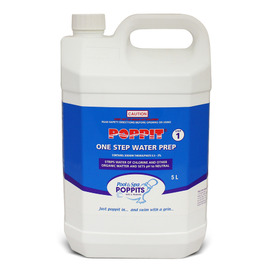 Poppits 1 Step Water Prep Balance 5 Litre