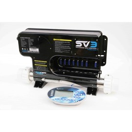 SpaNet SV3-VH Spa Pool Controller and Touchpad