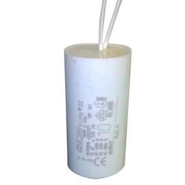 ICAR 10uf Capacitor, Fly Lead
