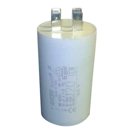 ICAR 20uf Capacitor, Quick Connect