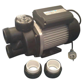 Edgetec Triflo 1Hp Heated Spakey Spa Bath Pump