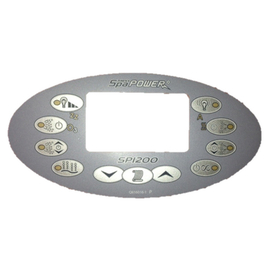 Davey Spa Quip  SP1200 Oval Overlay