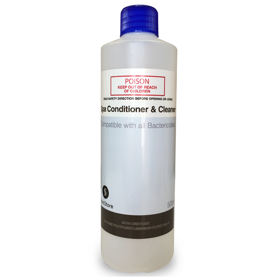 Spa Pool Pipe Degreaser and water conditioner