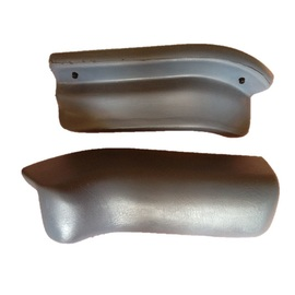 Clovelly Right Spa Headrest Old Style Grey