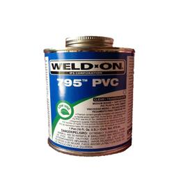 IPS Weld-On 795, 473ml Clear Glue
