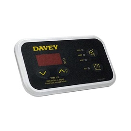 Davey Spa Quip® SP400 Touchpad With Overlay